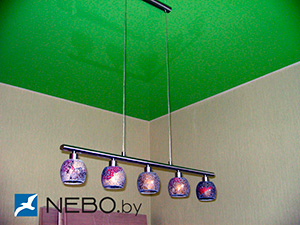 Покраска потолка - 2