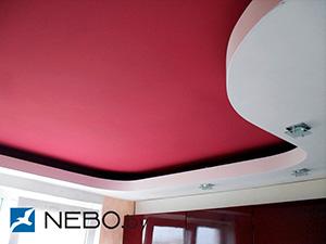 Покраска потолка - 3