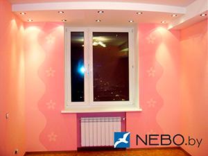 Покраска стен - 2