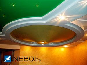 Потолок из гипсокартона - 3