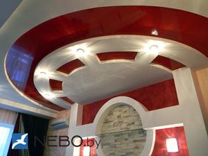 Потолок из гипсокартона - 4