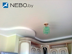 Шпатлевка потолка - 3