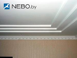 Шпатлевка потолка - 6